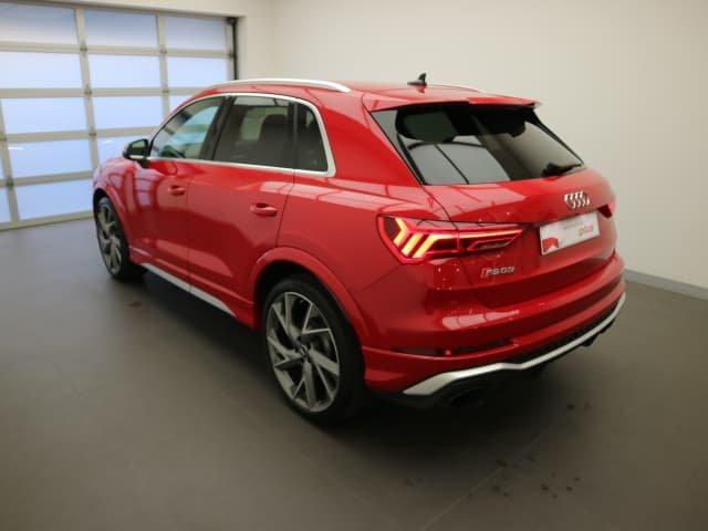 2020 Audi RS Q3 F3 MY20 Four Wheel Drive Tango Red