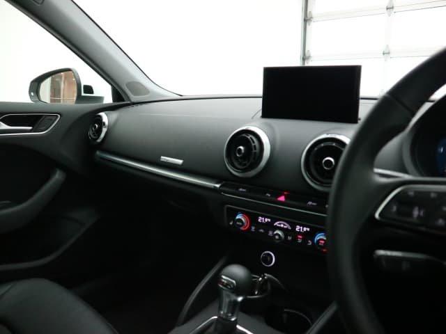 2020 Audi A3 35 TFSI 8V MY20 Ibis White