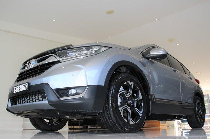 2019 Honda CR-V VTi-S RW MY20 Silver