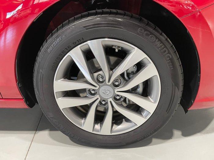 2020 Hyundai i30 Active PD2 MY20 Red
