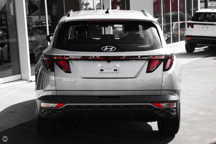 2021 Hyundai Tucson NX4.V1 MY22 Silver