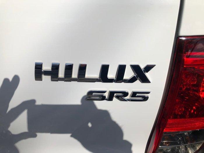 2019 Toyota Hilux SR5 Hi-Rider GUN136R White