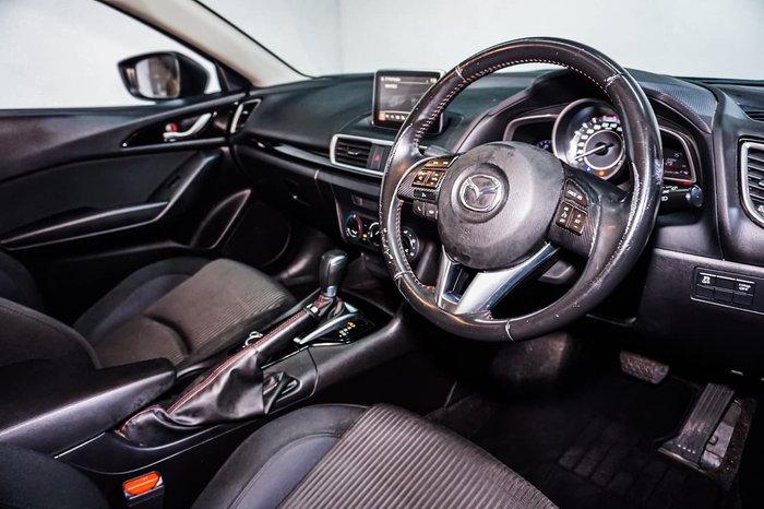 2016 Mazda 3 Maxx BM Series Black