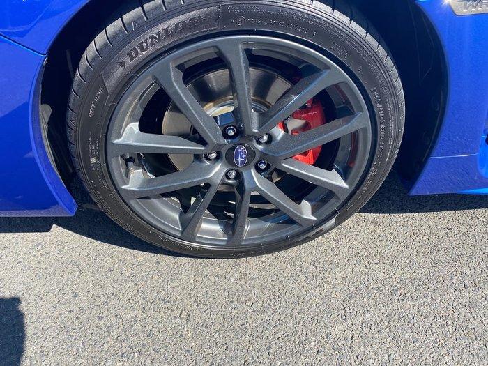 2019 Subaru WRX V1 MY19 AWD Blue