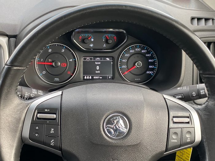 2017 Holden Trailblazer LT RG MY17 4X4 Dual Range White