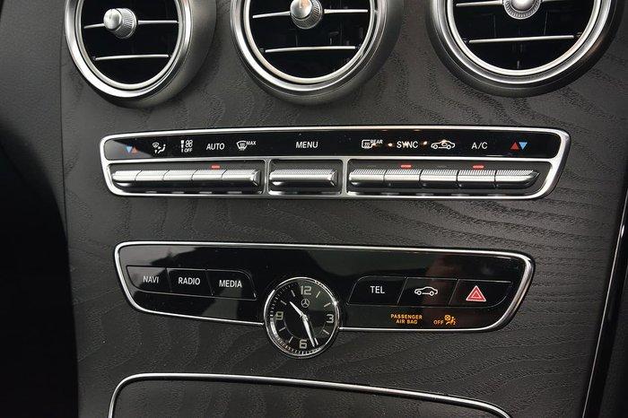 2019 Mercedes-Benz C-Class C43 AMG W205 Four Wheel Drive Grey