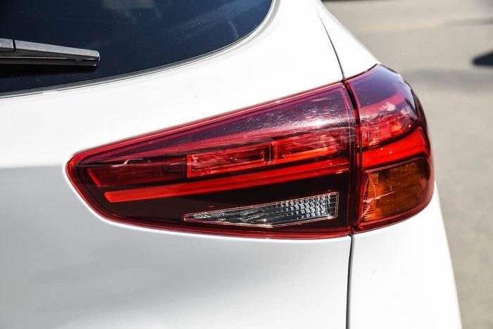 2018 Hyundai Tucson Highlander TL3 MY19 AWD White