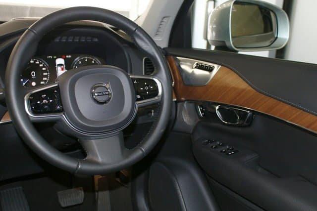 2020 Volvo XC90 T6 Inscription MY21 AWD Bright Silver