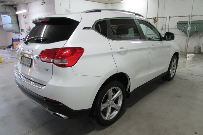 2020 Haval H2 LUX (No Series) White