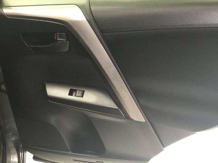2018 Toyota RAV4 GX ALA49R AWD Grey