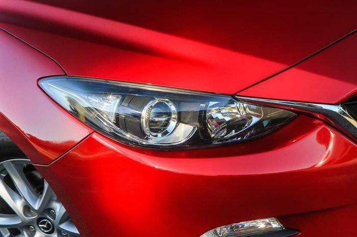 2016 Mazda 3 Neo BM Series Red