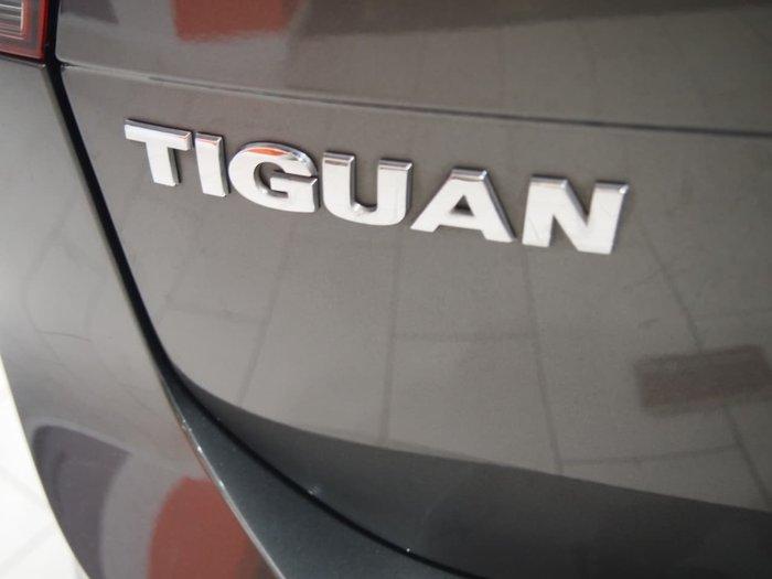 2016 Volkswagen Tiguan 140TDI Highline 5N MY17 Four Wheel Drive Grey