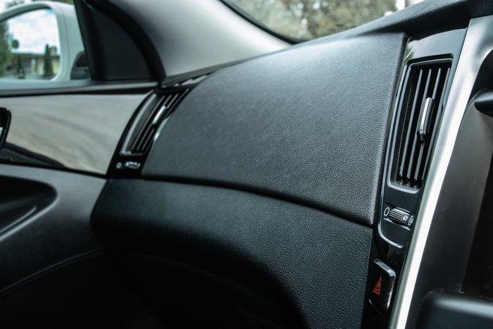 2011 Hyundai i45 Premium YF MY11 White
