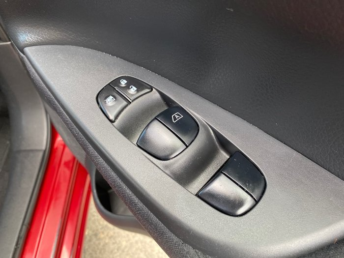 2015 Nissan Pulsar ST C12 Series 2 Red