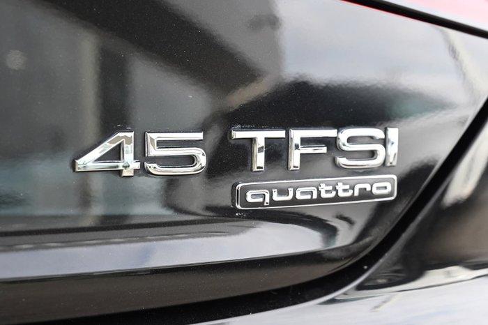 2019 Audi A5 45 TFSI sport F5 MY19 Four Wheel Drive Mythos Black