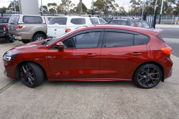 2020 Ford Focus ST SA MY20.25 Red