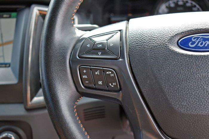 2016 Ford Ranger Wildtrak PX MkII 4X4 Dual Range White