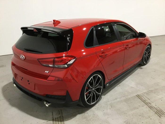 2018 Hyundai i30 N Performance PDe.2 MY18 Red