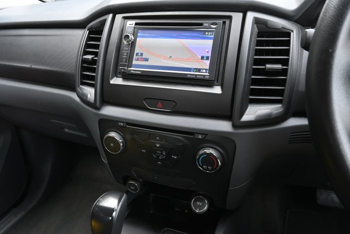 2018 Ford Ranger XLS PX MkII MY18 4X4 Dual Range Magnetic