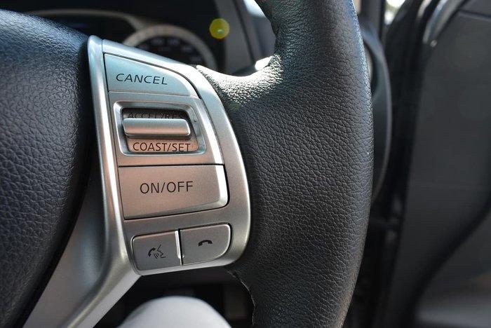 2016 Nissan Navara ST-X D23 4X4 Dual Range Grey