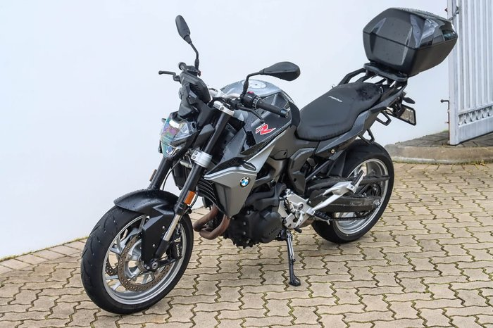 2021 BMW F 900 R Black