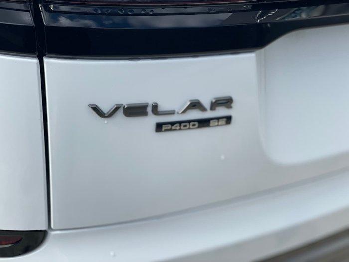 2021 Land Rover Range Rover Velar P400 R-Dynamic SE L560 MY21 AWD Fuji White