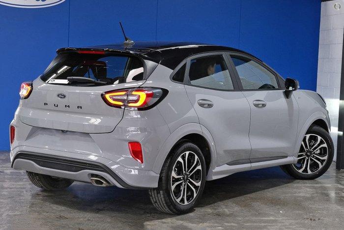 2020 Ford Puma ST-Line JK MY21.25 Grey Matter