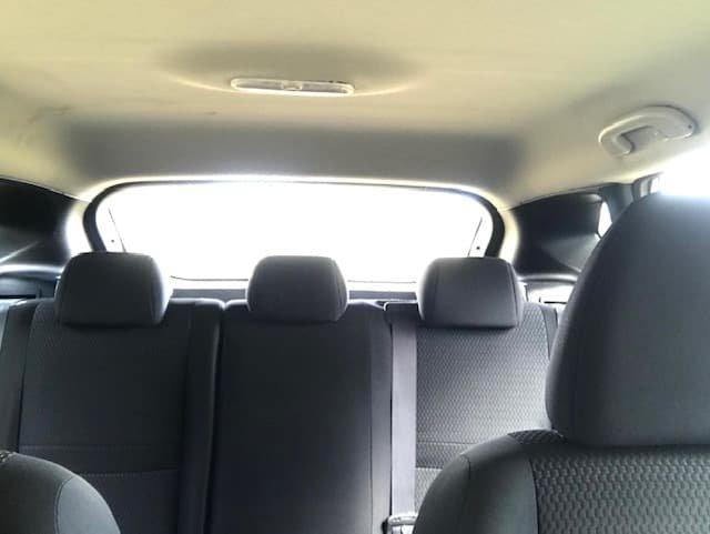 2015 Nissan QASHQAI ST J11 Magnetic Red
