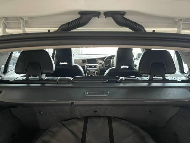 2014 Volvo V60 D4 Luxury MY14 CRYSTAL WHITE