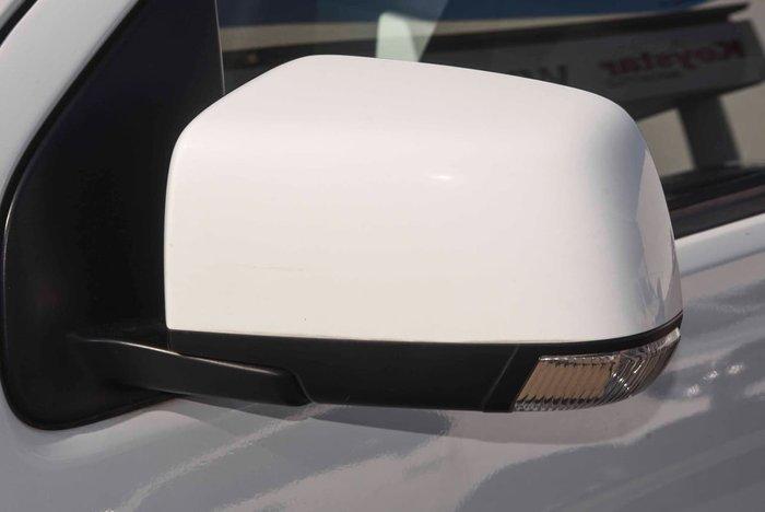 2016 Isuzu D-MAX SX High Ride MY15 White