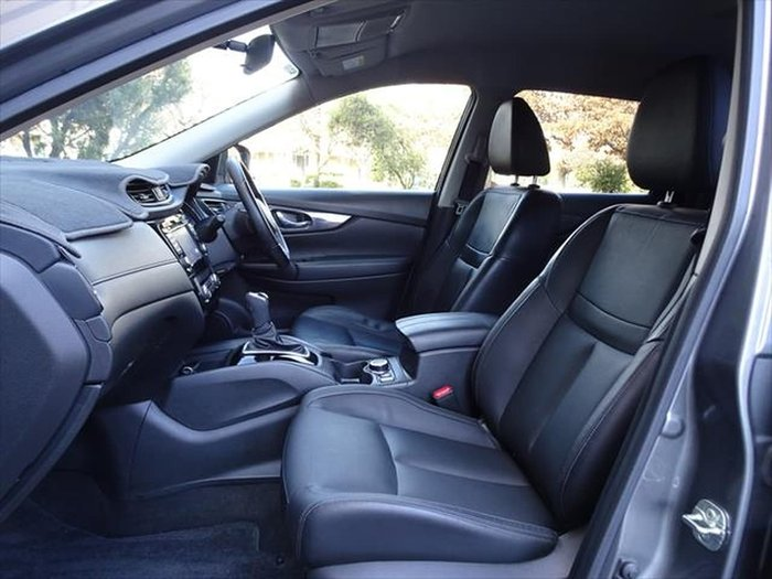 2018 Nissan X-TRAIL ST-L T32 Series II 4X4 On Demand Grey