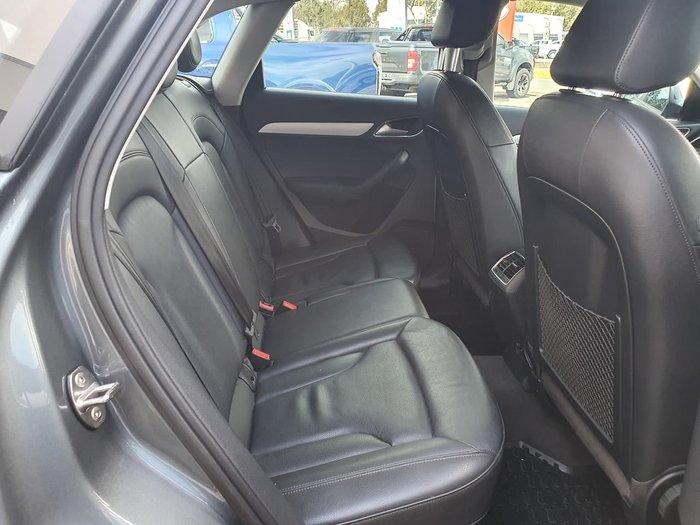 2018 Audi Q3 TFSI 8U MY18
