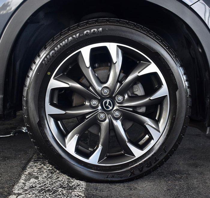 2016 Mazda CX-5 Akera KE Series 2 AWD Grey