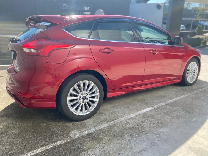 2015 Ford Focus Sport LZ Candy Red