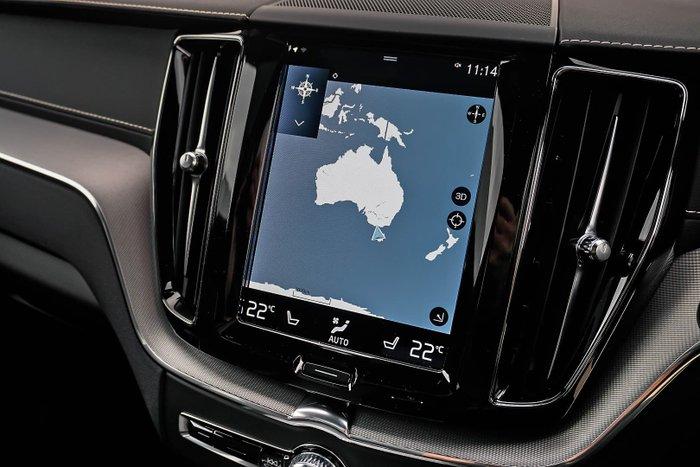 2021 Volvo XC60 T6 R-Design MY21 AWD Osmium Grey