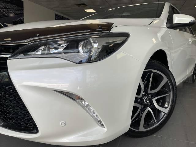 2017 Toyota Camry Atara SL ASV50R WHITE