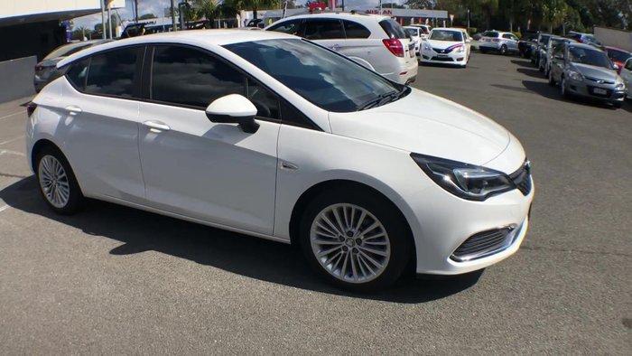 2017 Holden Astra R BK MY18 White