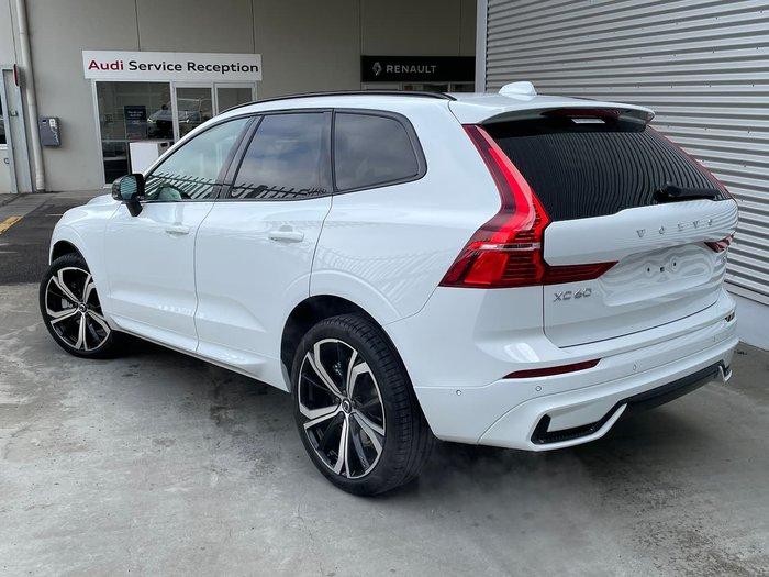2021 Volvo XC60 B6 R-Design MY22 AWD White