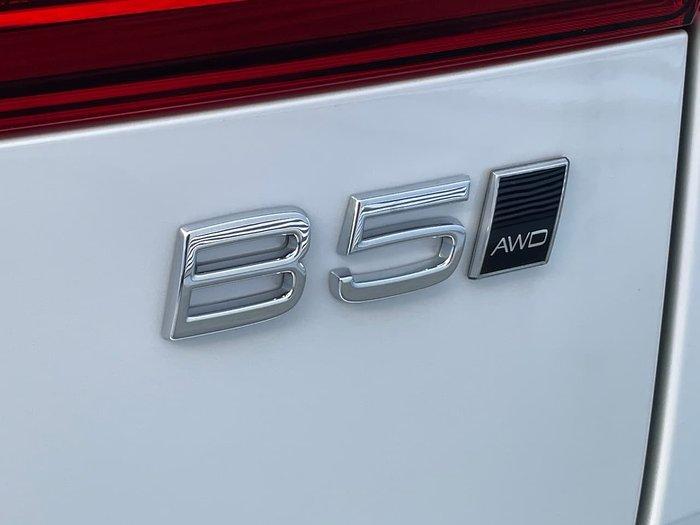 2021 Volvo XC60 B5 Momentum MY22 AWD White
