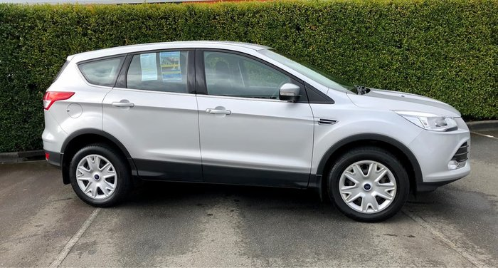 2015 Ford Kuga Ambiente TF MkII MY16 Silver