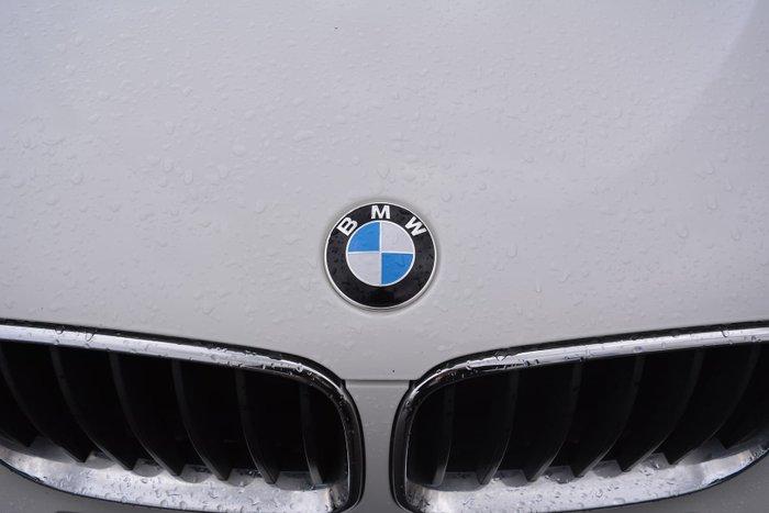 2013 BMW X3 xDrive20d F25 MY13.5 4X4 Constant Alpine White