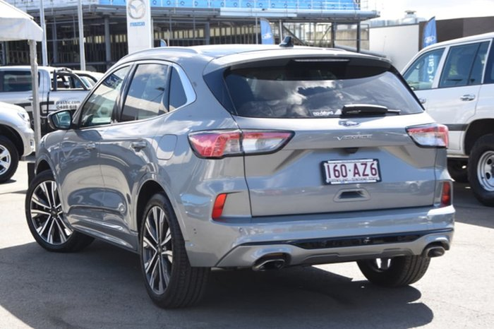 2020 Ford Escape Vignale ZH MY20.75 Silver