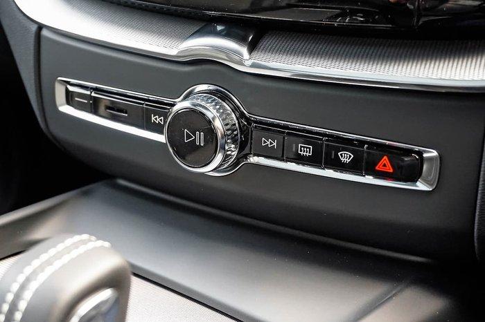 2021 Volvo XC60 B6 R-Design MY22 AWD Silver