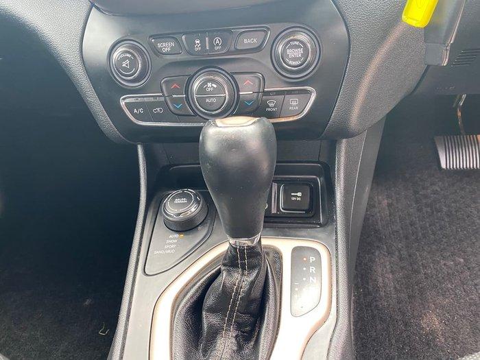2014 Jeep Cherokee Longitude KL MY15 4X4 On Demand Grey