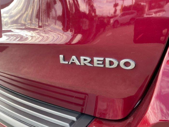 2017 Jeep Grand Cherokee Laredo WK MY17 Velvet Red
