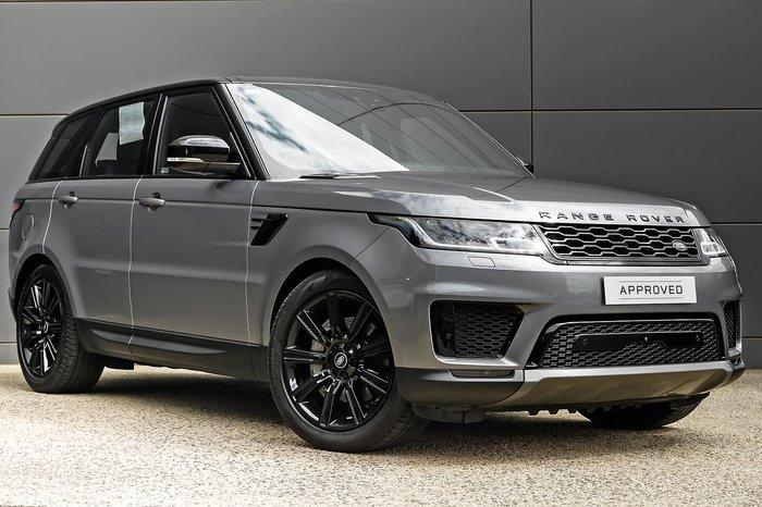 2020 Land Rover Range Rover Sport DI6 183kW SE L494 MY21 4X4 Constant Grey