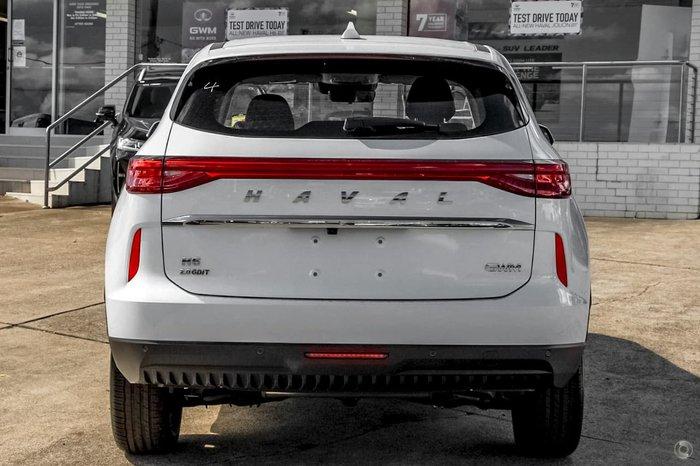 2021 Haval H6 Premium B01 Hamilton White