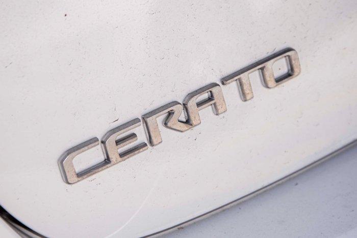 2021 Kia Cerato Sport BD MY22 Clear White