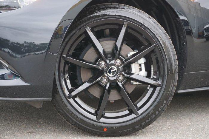 2021 Mazda MX-5 ND Jet Black