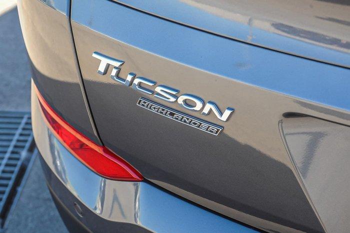 2015 Hyundai Tucson Highlander TLe AWD Grey